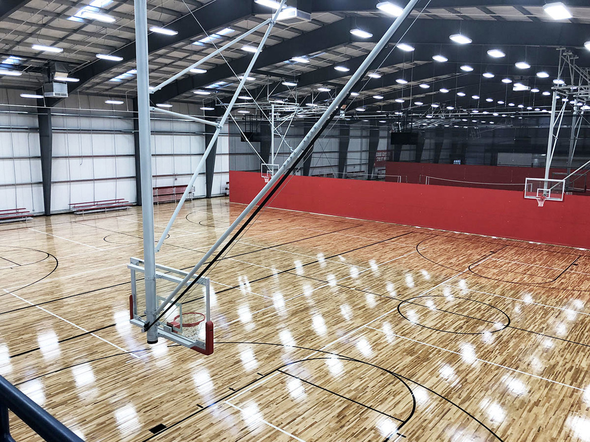 Courts Basketball Volleyball More Speedway Sports Complex Lincoln Ne